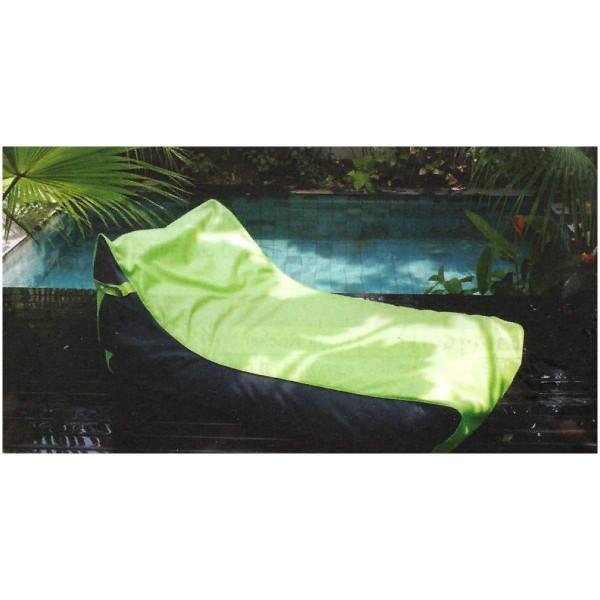Pool Lounge Sofa Snooz grün Poolsofa