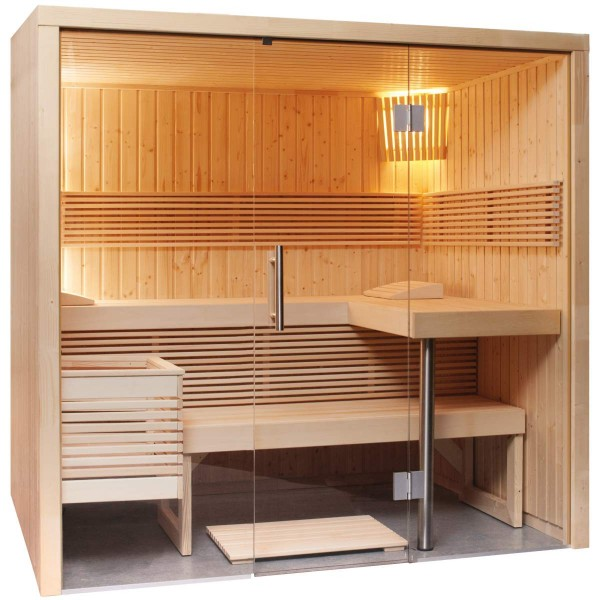LE Projects Saunakabine LOW COST Carat Small Indoor