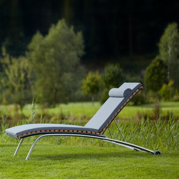 Sonnenliege Siesta Stabil Outdoor
