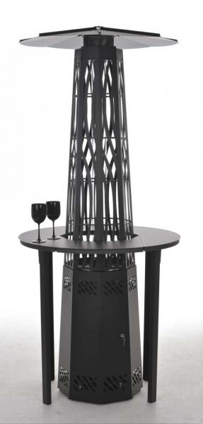 Fire Lounge Beistellstisch