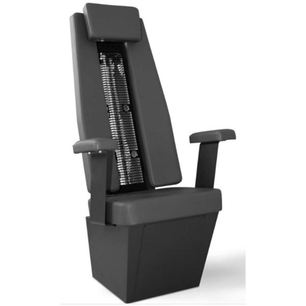 Physiotherm Komfort Sitzeinheit freistehend Infrarotstuhl