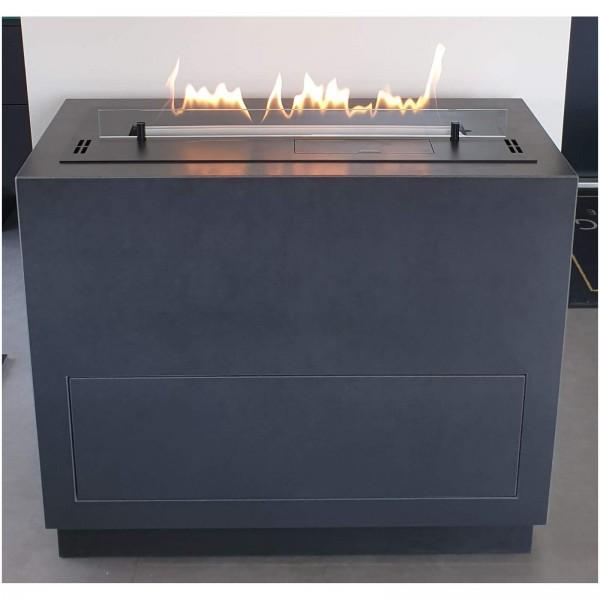 LE Firebox Big mit integriertem Planika FLA3+ Ethanolbrenner