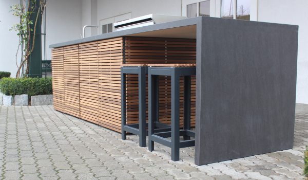 CUBIC OUTDOOR KITCHEN 07