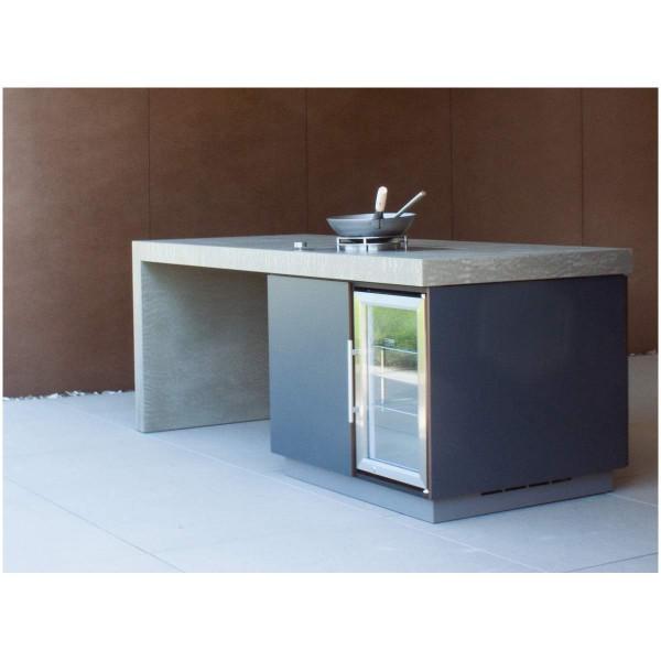 efecto Outdoor-Kitchen Aussenküche aus Beton